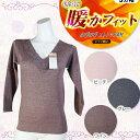 ポイント10倍FTY素材の暖かフィット!8分袖インナーDM便¥180
