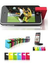 スマートフォンスタンド  携帯電話 iphone スマホ スタンドiPod iPhone iPad・Xperia・GALAXY S・HTC Desire など様々な スタンド  スマホ
