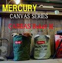 送料無料 【MERCURY CANVAS SERIES】 Canvas Buket Mサイズ マーキュリー