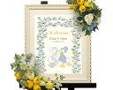 【Disney】ディズニー ドナルド デイジー 結婚式 ウェルカムボード ウェディングツリー (フラワー)
