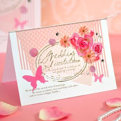 招待状 手作りセット ジュリエット /結婚式 ペ...の商品画像