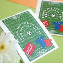 「サッカー」をテーマにした結婚式の演出グッズ!プチギフト サッカー(名入れ)30個から