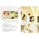 「結婚報告はがき」42 mignon(ミニョン)(50枚)【ファルベオリジナル!】(私製はがき)