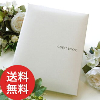 Guest book Luce standard card types ( 60 cards, Ribbon without ) / non / Wedding guest books guestbook
