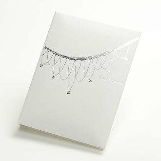 Arrive soon guest book bijoux sheet type correspondence, wedding guest book, wedding guest book guestbook