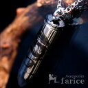 バレット(弾丸/銃弾)モチーフ ブラックドラゴン(黒龍)装飾...