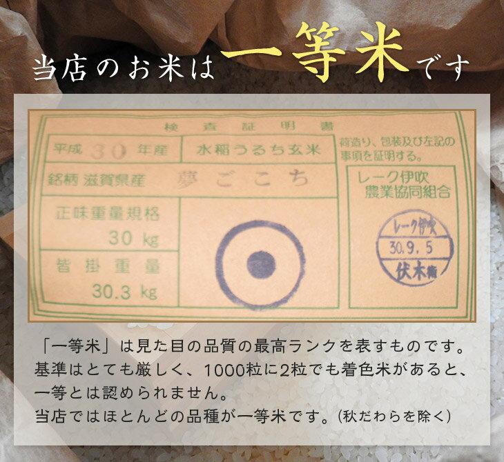 新米 お米 夢ごこち 10kg 送料無料 30...の紹介画像3