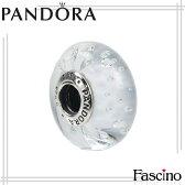 パンドラ PANDORA MURANO CHARM WHITE FIZZLE GLASS チャーム MULTI 791617cz 【代引き不可】/【YDKG-m】/【Luxury Brand Selection】02P03Dec16
