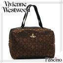 ヴィヴィアン・ウエストウッド Bag Vivienne Westwood バッグ ORBOGRAM ショルダー BRONZE ブロンズ ナイロン 6297-bronze 【代引き不可】/【YDKG-m】/【Luxury Brand Selection】