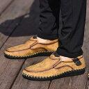 ショッピングデッキシューズ ローファー メンズ スリッポン ドライビングシューズ デッキシューズ 紳士靴 ローカット ビジネスシューズ 春夏 耐久 軽量