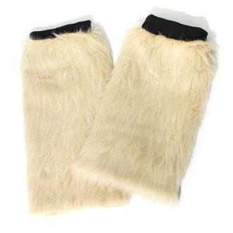 Rakuten ranking Prize Magazine posted 2-way ボリュームー fur leg warmers boot covers (long fluffy fall ブーデコ ladies boots decoration % 50% sale ladies ladies 2013 aw 2013 winter