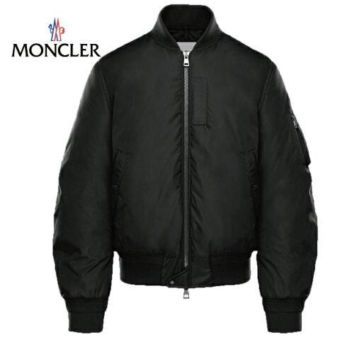 Moncler モンクレール 2017-2018年秋冬新作 ALLIX(アリックス) ダウン ブラック メンズ ジャケット プレミア 高級