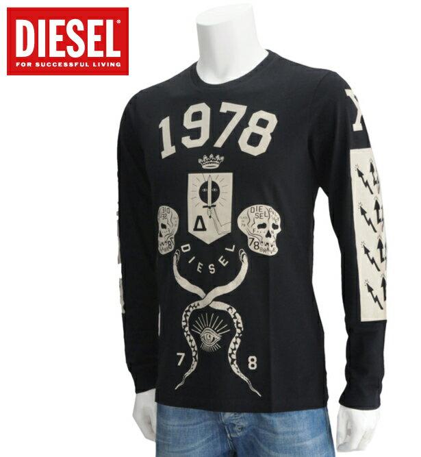 diesel diesel by 2015 spring summer men 39 s long sleeved t shirt t. Black Bedroom Furniture Sets. Home Design Ideas