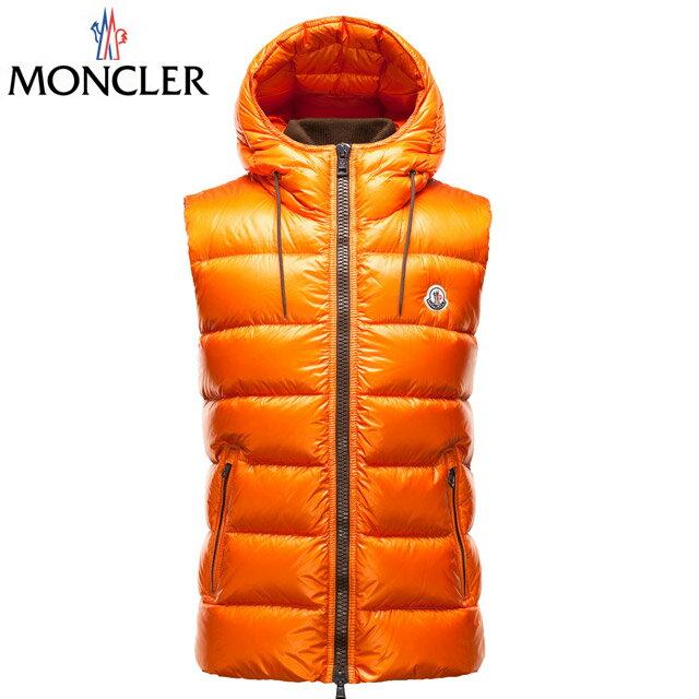 【送料無料】[MONCLER]モンクレール 2012-2013年秋冬新作 メンズ ダウンベスト