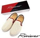 Rivieras リビエラ メンズ シューズ パイピング メ...