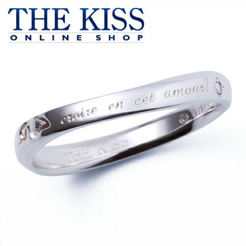 【対応】 【送料無料】【Sheryl Nome×THE KISSコラボ 第2弾】パピオン・ペアリング-for you シルバーペアリング (ユニセックス単品)シルバー ジュエリー ブランド☆ カップルに人気のthe kiss(ザ キス)ランキング常連!通販人気ブランドアクセサリー Pair Ring ペアリングはTHEKISS ザ・キッス シルバー 刻印 指輪 記念日 誕生日 プレゼントに