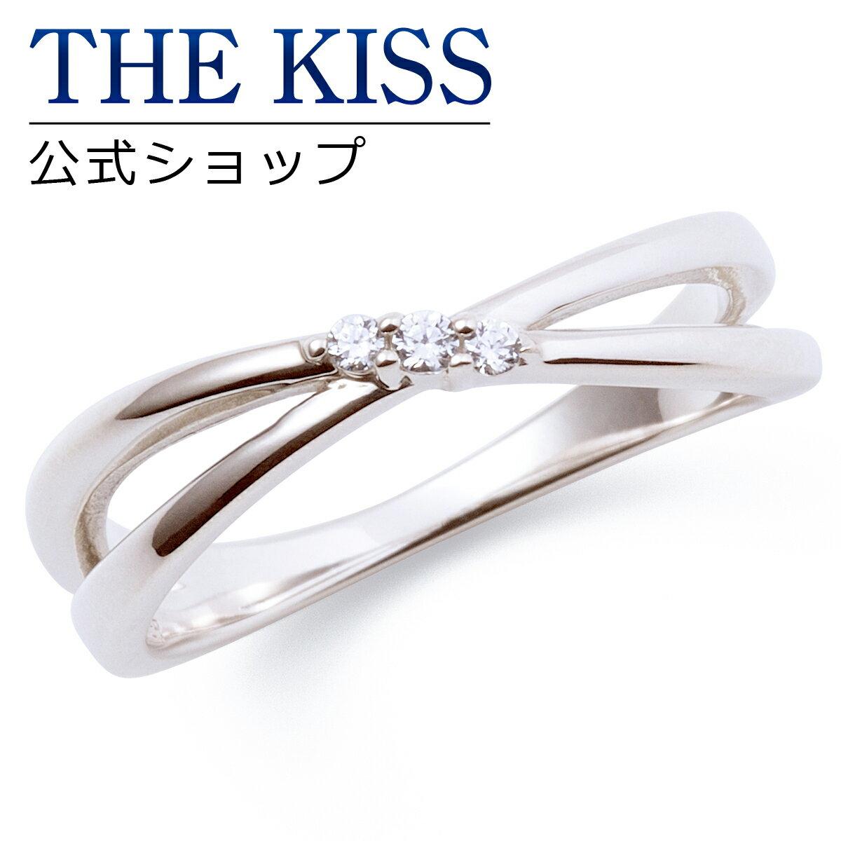 THE KISS 公式サイト シルバー ペアリング ( レディース 単品 ) ペアアクセサリー カップル に 人気 の ジュエリーブランド THEKISS ペア リング・指輪 記念日 プレゼント PSR814CB ザキス 【送料無料】