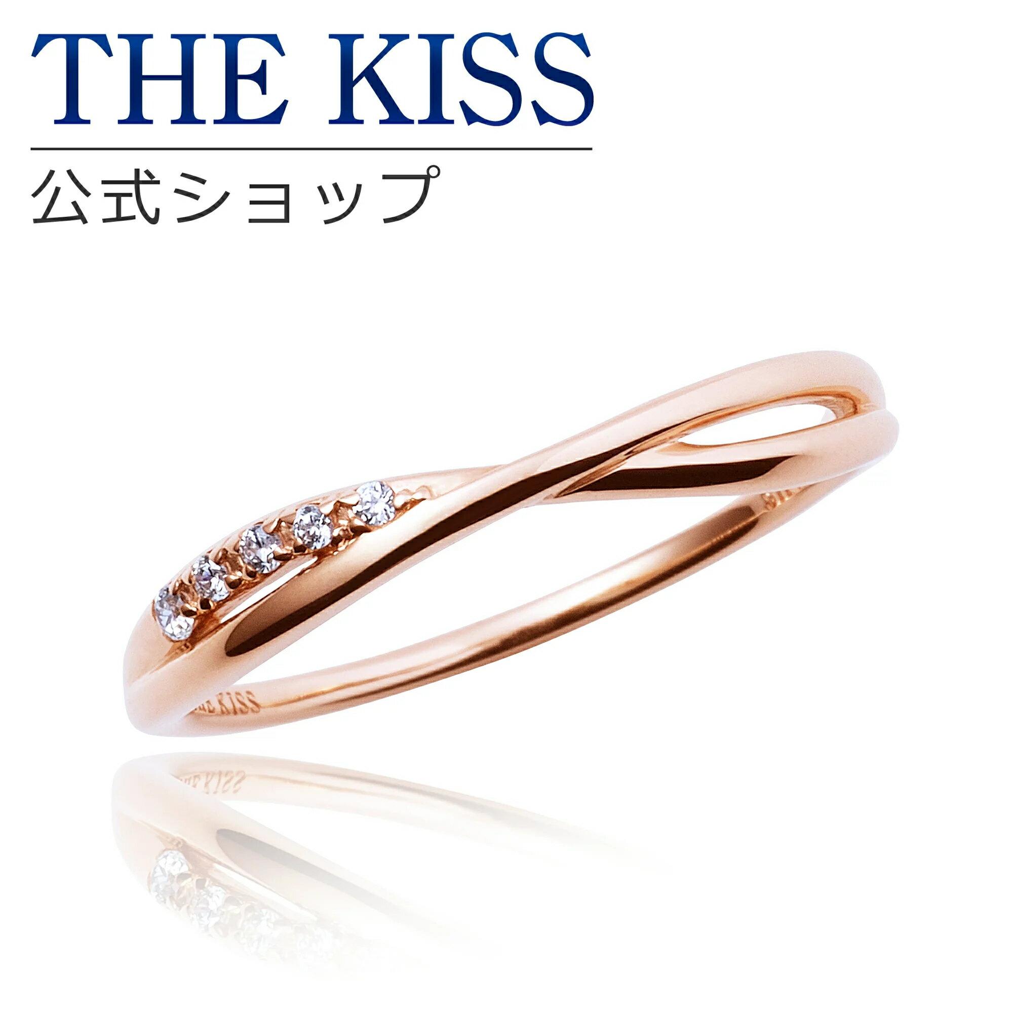 【あす楽対応】THE KISS 公式サイト シルバー リング ( レディース ) レディースジュエリー・アクセサリー スワロフスキージルコニア ジュエリーブランド THEKISS リング・指輪 記念日 プレゼント SR2017CB ザキス 【送料無料】