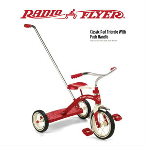 #34T ラジオフライヤー RADIO FLYER Classic Red Tric