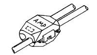 在庫品 TE Connectivety (AMP) 171404-1 エレクトロタップ A AMP