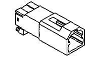 在庫品 TE Connectivety (AMP) 174057-2 .