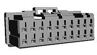 在庫品 TE Connectivety (AMP) 1-1939028-2 DYNAMIC 1200D REC HSG 4P X