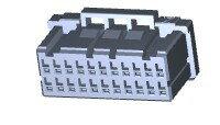 在庫品 TE Connectivety (AMP) 1-1827863-1 DYNAMIC 1100D REC HSG 22P X