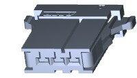 在庫品 TE Connectivety (AMP) 2-178288-3 DYNAMIC 3100 REC HSG 3P (SGL