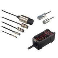 在庫品 オムロン ZX-EM07M スマートセンサ 電線 リニア近接タイプ センサ部 ねじ形 M18×46.3mm アナログテスタ 検出距離7mm:FAUbon 照明器具 店