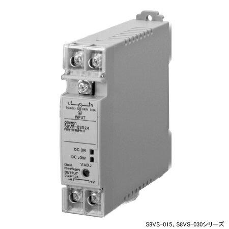 在庫品 オムロン S8VS-01512 ユニット電源 標準タイプ 入力AC100-240V 15W 12V1.2A出力