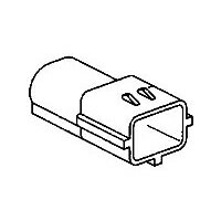 在庫品 174354-2 TE Connectivity EJ MK-II+ CAP HSG 2P