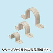 在庫品 S-22 グレー 未来工業 ビニル電線管付属品 VE両サドル S