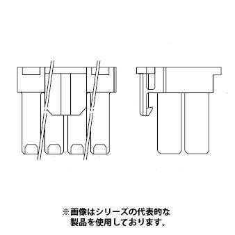 在庫品 XLP-08V 日本圧着端子・JST 接続コネクタ YLコネクタ 定格電流 10A 300V プラグハウジング