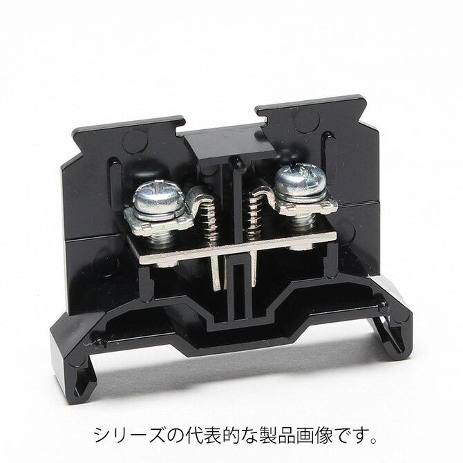在庫品 東洋技研 PTU-20 レール取付型ネジアップ式端子台