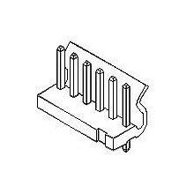 在庫品 5273-03A モレックス 3.96mmピッチ 電線対基板用ウエハーストレートタイプ 3極