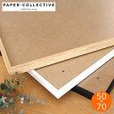 【クーポン対象商品】 ポスターフレーム 50×70 cm PaperCollective FRAMES ペーパーコレクティブ デンマーク 北欧 フレーム アクリルガラス 額縁