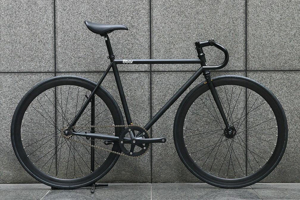 ピストバイク 完成車 8BAR BIKES NEUKLN V1 BLACK 8バー バイクス ノエルケン V1 ブラック PISTBIKE ピストバイク 完成車 8BAR BIKES NEUKLN V1