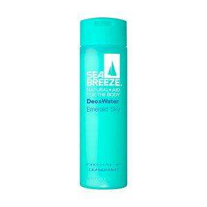【まとめ買いがお得!】資生堂 シーブリーズ デオ&ウォーターA(エメラルドスカイの香り) (医薬部外品)160mL Shiseido SEA BREEZE Deo & Water x48個セット 4901872444670