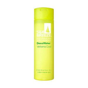 【まとめ買いがお得!】資生堂 シーブリーズ デオ&ウォーターA(ヴァーべナクールの香り) (医薬部外品)160mL Shiseido SEA BREEZE Deo & Water x48個セット 4901872444724