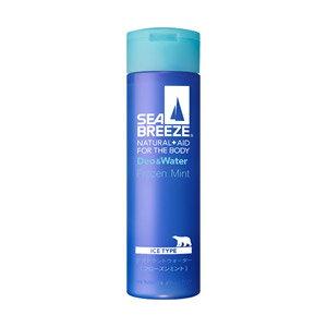 【まとめ買いがお得!】資生堂 シーブリーズ デオ&ウォーターI(アイスタイプ)(フローズンミントの香り) (医薬部外品)160mL Shiseido SEA BREEZE Deo & Water x48個セット 4901872444779