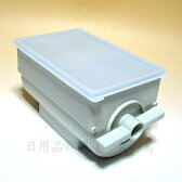 ぬか漬け器 ぬか楽 4L ぬか床を手を汚さずかきまぜられます! ぬか漬け用 簡単漬け物器 日本製