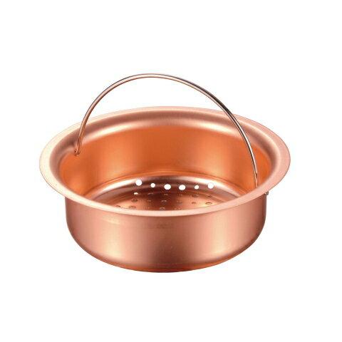 純銅 排水口 ゴミ受け 皿型 H-636 ぬめり・悪臭・カビを防ぐ! 日本製
