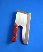 【送料無料】宝馬ステンレスそば切り包丁270mm合板柄錆に強い8A鋼木柄付てづくり日本製