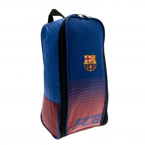 FCバルセロナオフィシャルシューズバッグFDサッカーサポーターグッズスポーツホビー店頭受取対応商品
