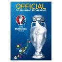 【送料無料&ポイント10倍】UEFA EURO 2016(ユーロ 2016) オフィシャル トーナメント プログラム【サッカー サポーター グッズ】