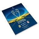 【予約:6月中旬〜下旬入荷予定】2018 UEFAチャンピオンズリーグ FINAL オフィシャル