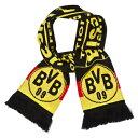 ドルトムント オフィシャル マフラー BVB【サッカー サポーター グッズ マフラー】【10P03Dec16】
