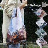 【【即納】エコバッグ・ROO-shopper PHOTO【レジ袋 ショッピングバッグ】【楽ギフ包装】【楽ギフのし】【あす楽対応】【P27Mar15】【HLSDU】【RCP】