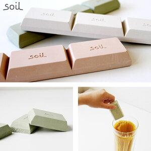 soil珪藻土ドライングブロックラージ