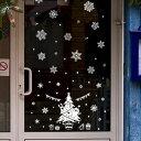 【ポイント10倍】グラフィックアート for クリスマス【インテリアステッカー クリスマス 雪 結晶】【10P27May16】